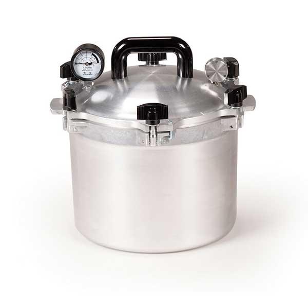 All American 910 10 Quart Pressure Canner
