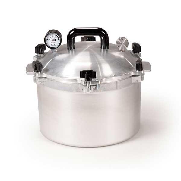 All American 915 15 Quart Pressure Canner
