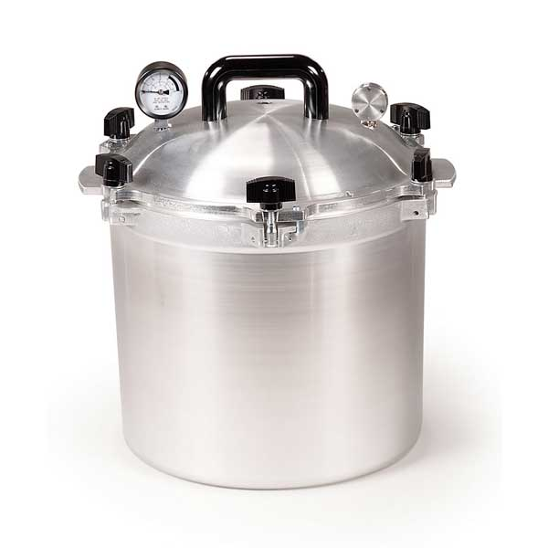 All American 921 21 Quart Pressure Canner
