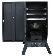 "Weston 30"" Vertical Propane Smoker"