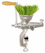 Weston Heavy-Duty Cast Iron Wheat Grass Juicer