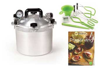 10 Quart Pressure Canning Kit