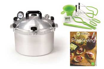 15 Quart Pressure Canning Kit