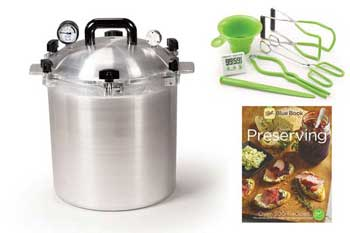 25 Quart Pressure Canning Kit
