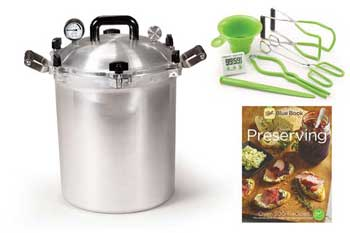 30 Quart Pressure Canning Kit