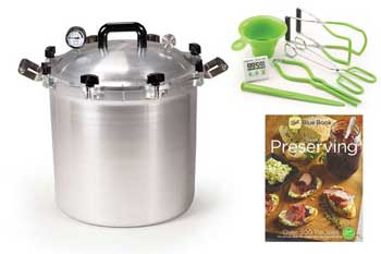 41 Quart Pressure Canning Kit