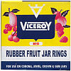 Viceroy Rubber Fruit Jar Rings