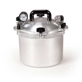 All American Pressure Canner 910 10 Quart