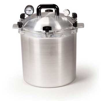 All American Pressure Canner 925 25 Quart