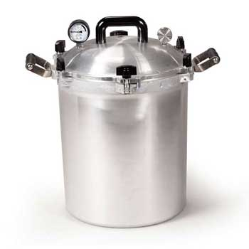All American Pressure Canner 930 30 Quart