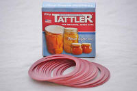 Tattler Reusable Regular Lids & Rings