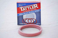 Tattler Reusable Wide Mouth Lids & Rings