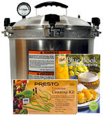 All American 925 25 Quart Pressure Canning Kit